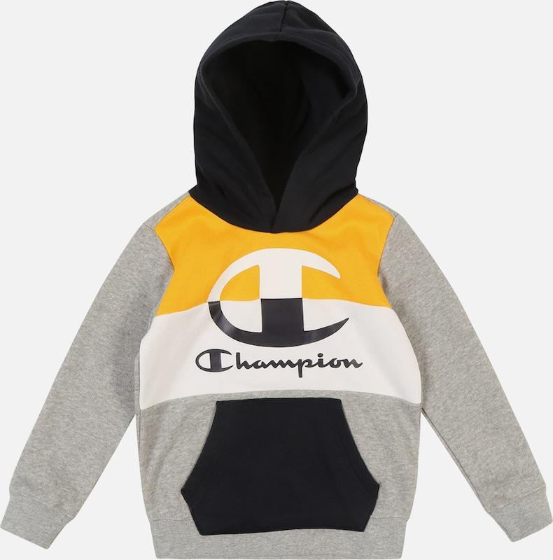 champion sweatshirt weiß kinder