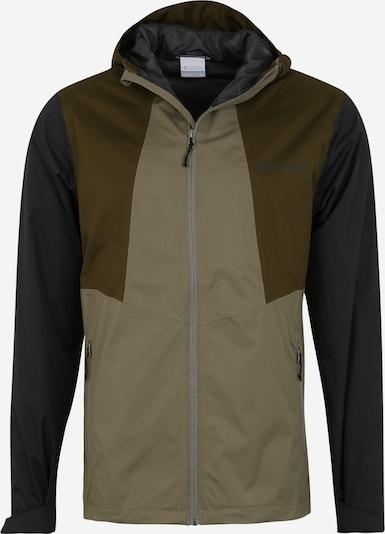 COLUMBIA Sportovní bunda - šedá / olivová, Produkt