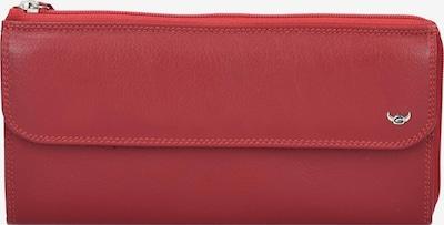 GOLDEN HEAD Geldbörse 'Polo' in rot, Produktansicht