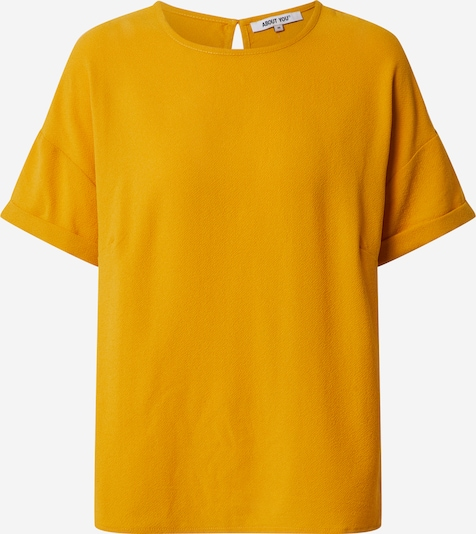ABOUT YOU Shirt 'Malina' in Mosterd gjQm4nNl