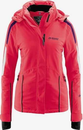 Maier Sports Jacke 'Cassiopeia' in cranberry, Produktansicht