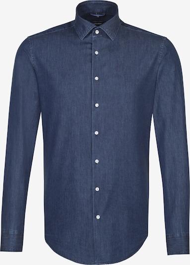 SEIDENSTICKER Hemd 'Comfort' in blau, Produktansicht