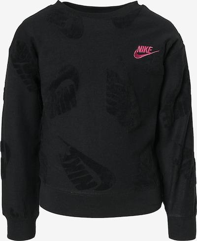 Nike Sportswear Pullover 'Futura Novelty Crew' in schwarz, Produktansicht