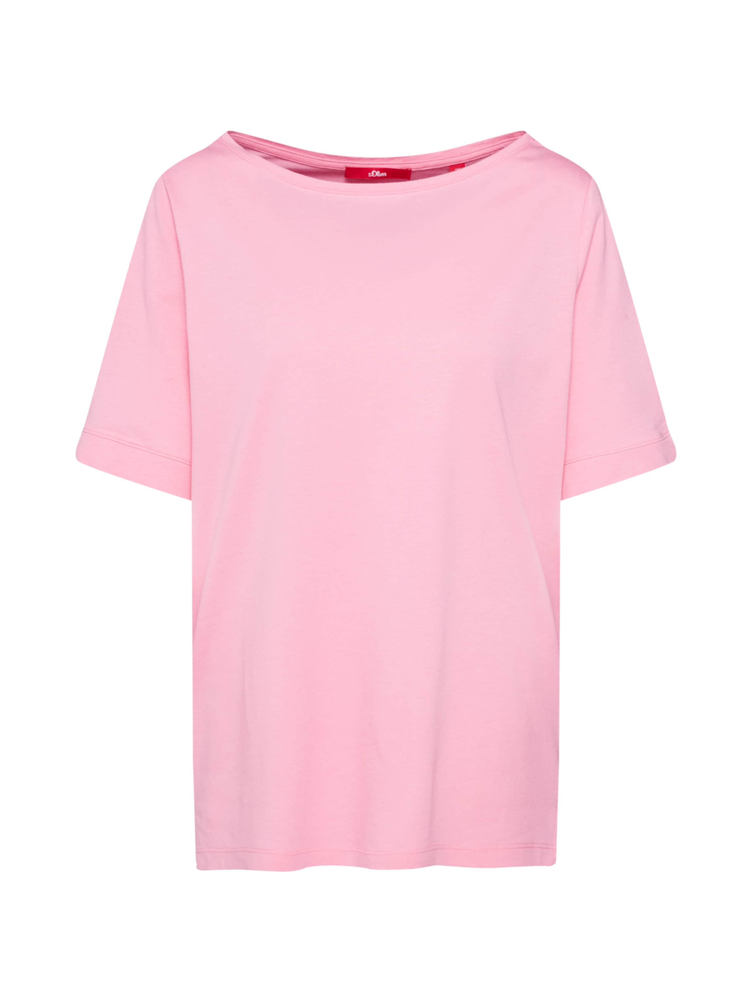 Jerseyshirt Pink oliver S In Label Red 6ygY7bvf