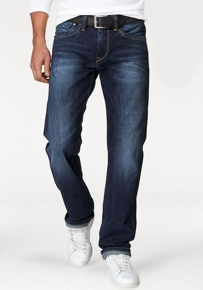 Pepe Jeans Jeans in blue denim, Modelansicht