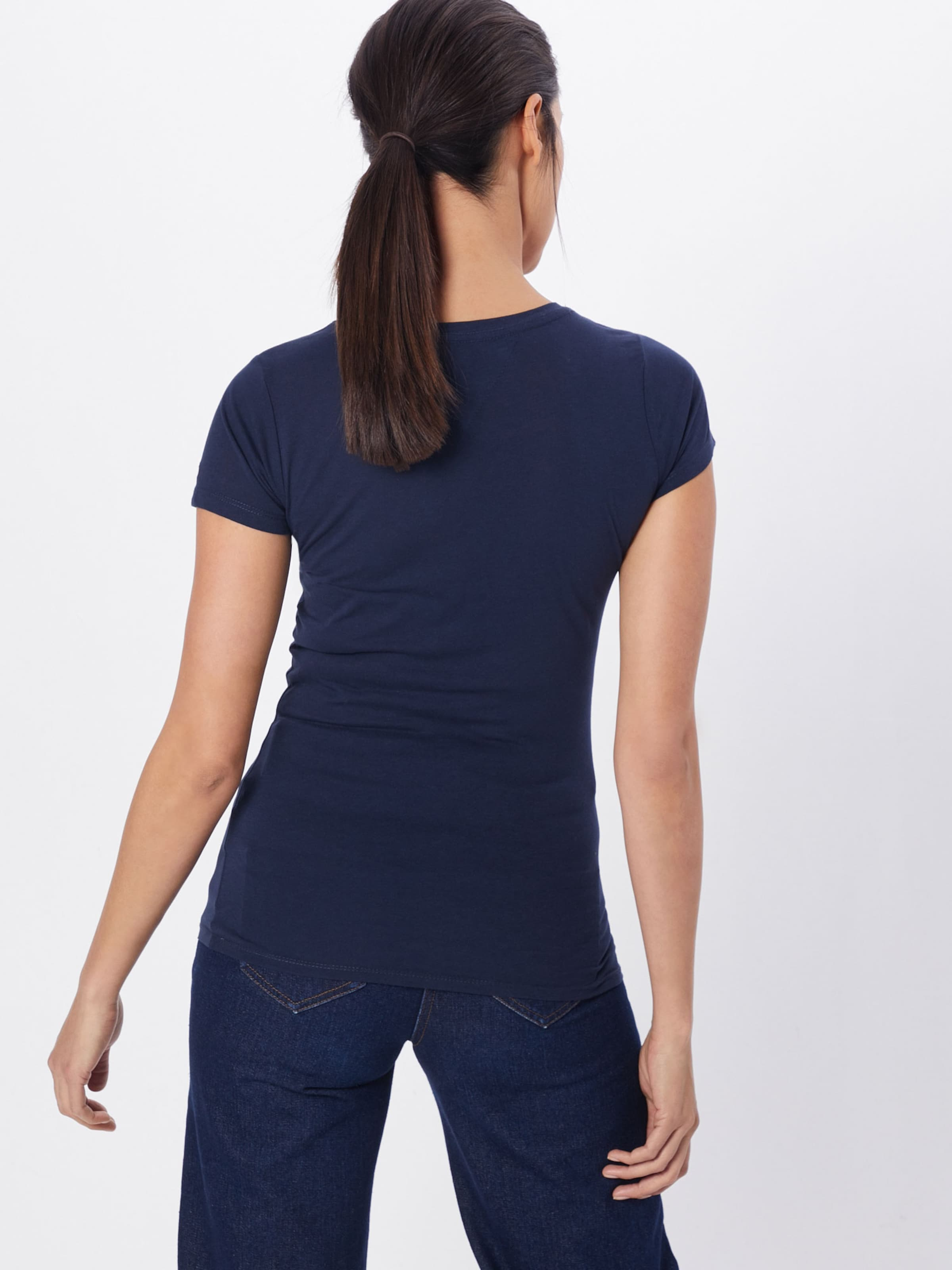 Casual Tee' 'tjw Tommy In NavyWit Shirt Jeans kuZiXP