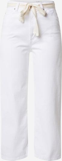 TOM TAILOR Hose 'skirt solid placket detail' in weiß, Produktansicht