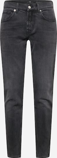 Džinsai iš 7 for all mankind , spalva - juodo džinso spalva, Prekių apžvalga