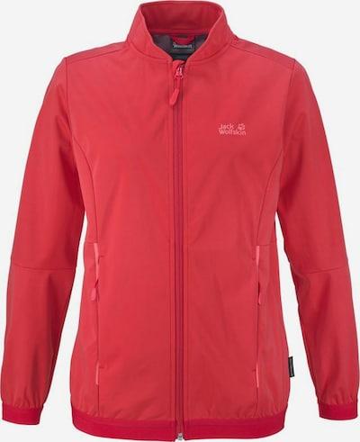 JACK WOLFSKIN Jacke in rot, Produktansicht