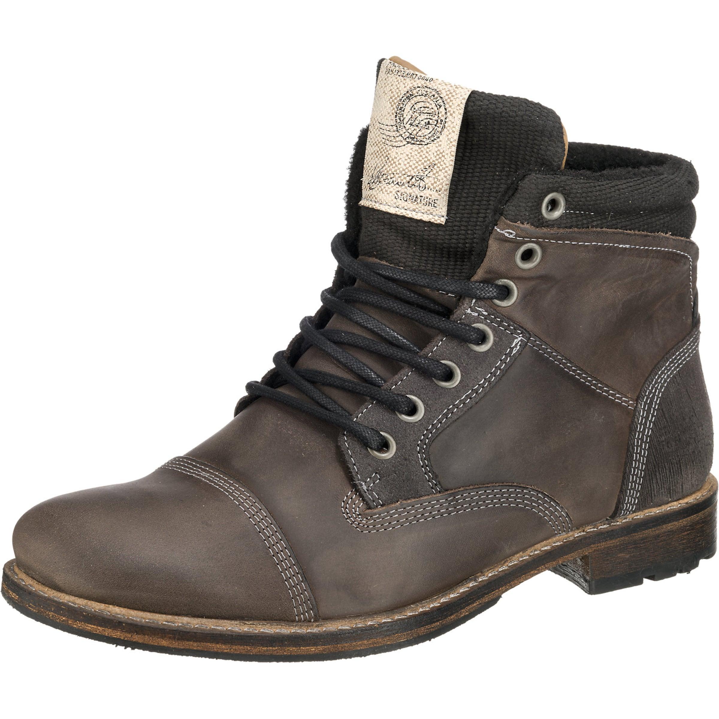 BULLBOXER Stiefeletten Günstige und langlebige Schuhe