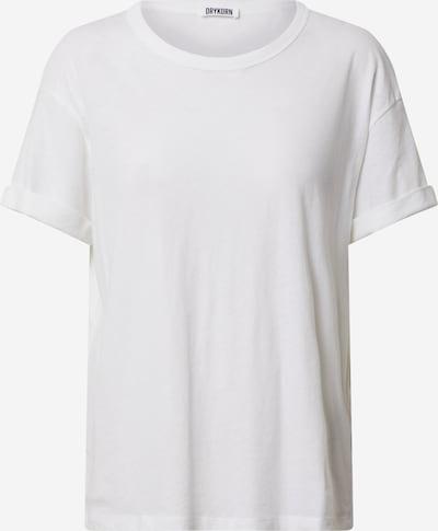 DRYKORN Camiseta 'LARIMA' en blanco, Vista del producto