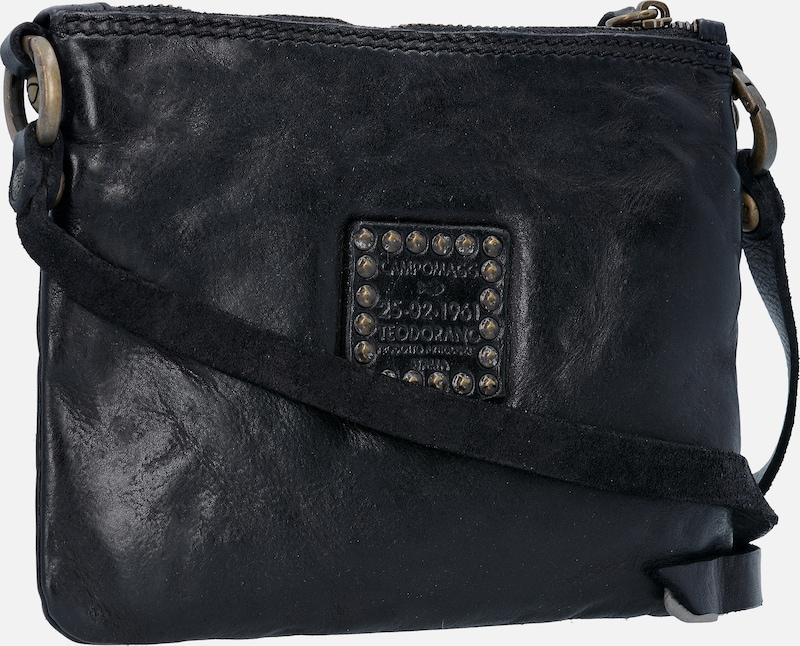 Campomaggi Traditional Spirea Mini Bag Umhängetasche Leder 20 cm