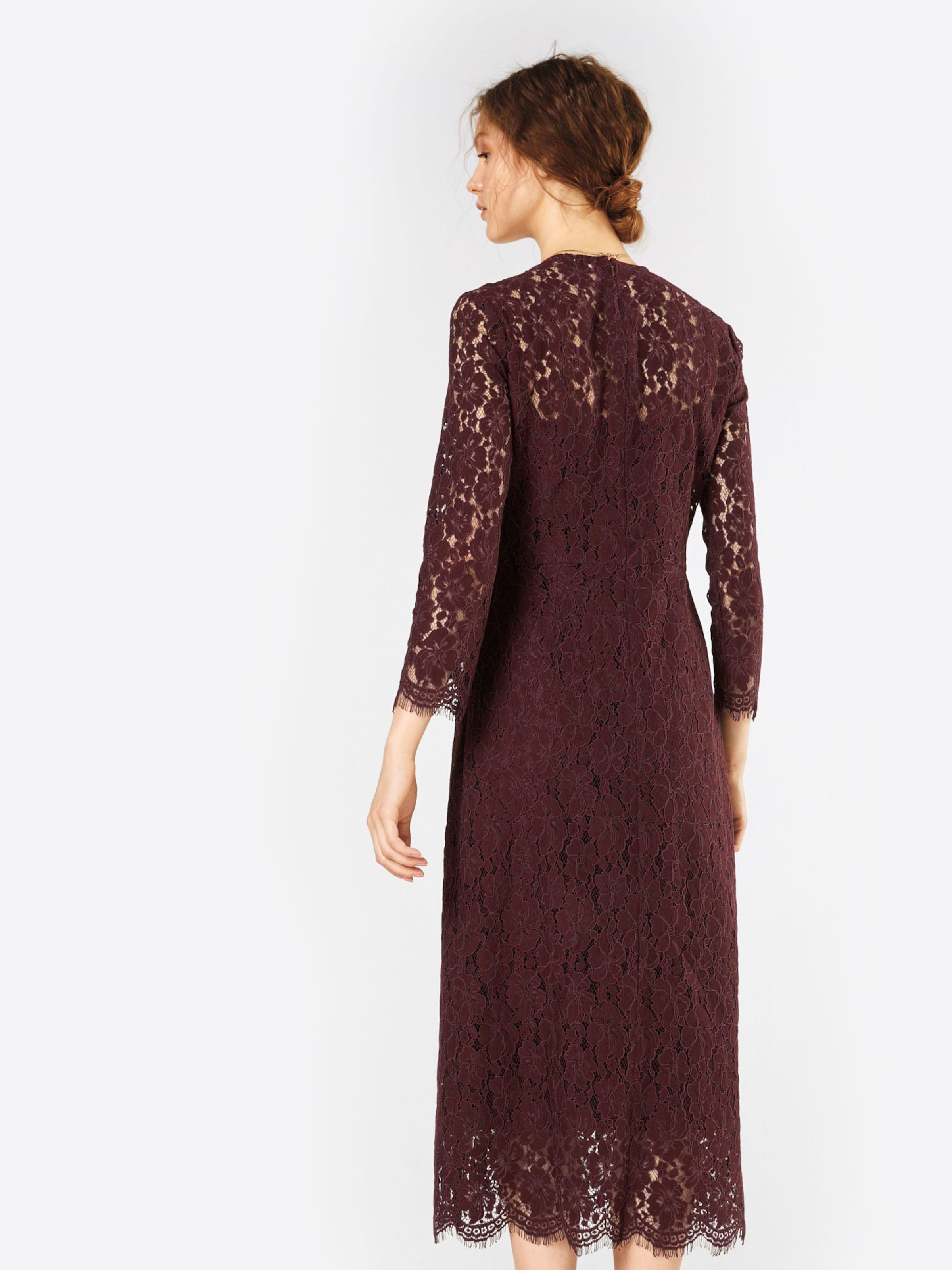 Auslass Großhandelspreis Outlet Top-Qualität IVY & OAK Kleid 'Lace Evening Dress' 43geu