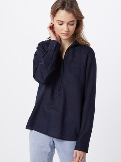 OPUS Bluse 'Fredda ROS' in blau, Modelansicht