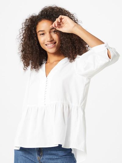 SELECTED FEMME Tunika in weiß, Modelansicht