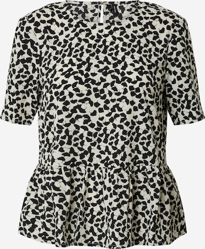Vero Moda Petite Bluzka 'VMELENA' w kolorze beżowy / biały / naturalna bielm, Podgląd produktu
