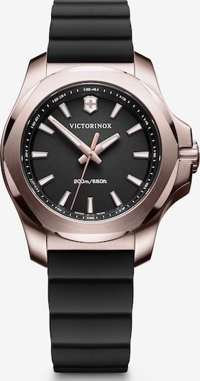 VICTORINOX Uhr 'I.N.O.X. V' in rosegold / schwarz, Produktansicht