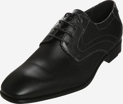 LLOYD Schnürschuh 'Dabney' in schwarz, Produktansicht