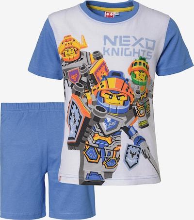 LEGO Schlafanzug 'Nexo' in blau, Produktansicht