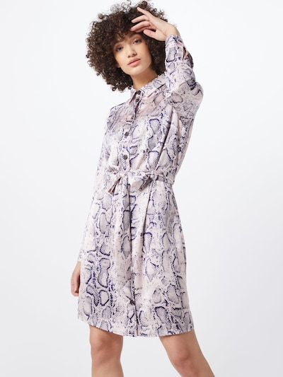 Rut & Circle Kleid 'ZAHRA' in mischfarben, Modelansicht