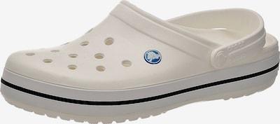 Crocs Clog 'Crocband' in schwarz / weiß, Produktansicht