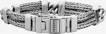 KUZZOI Bracelet 'Basic' in Silver