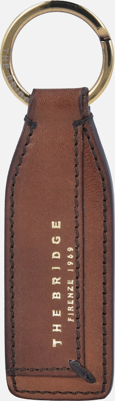 The Bridge Passpartout Keychains Leather 3 Cm
