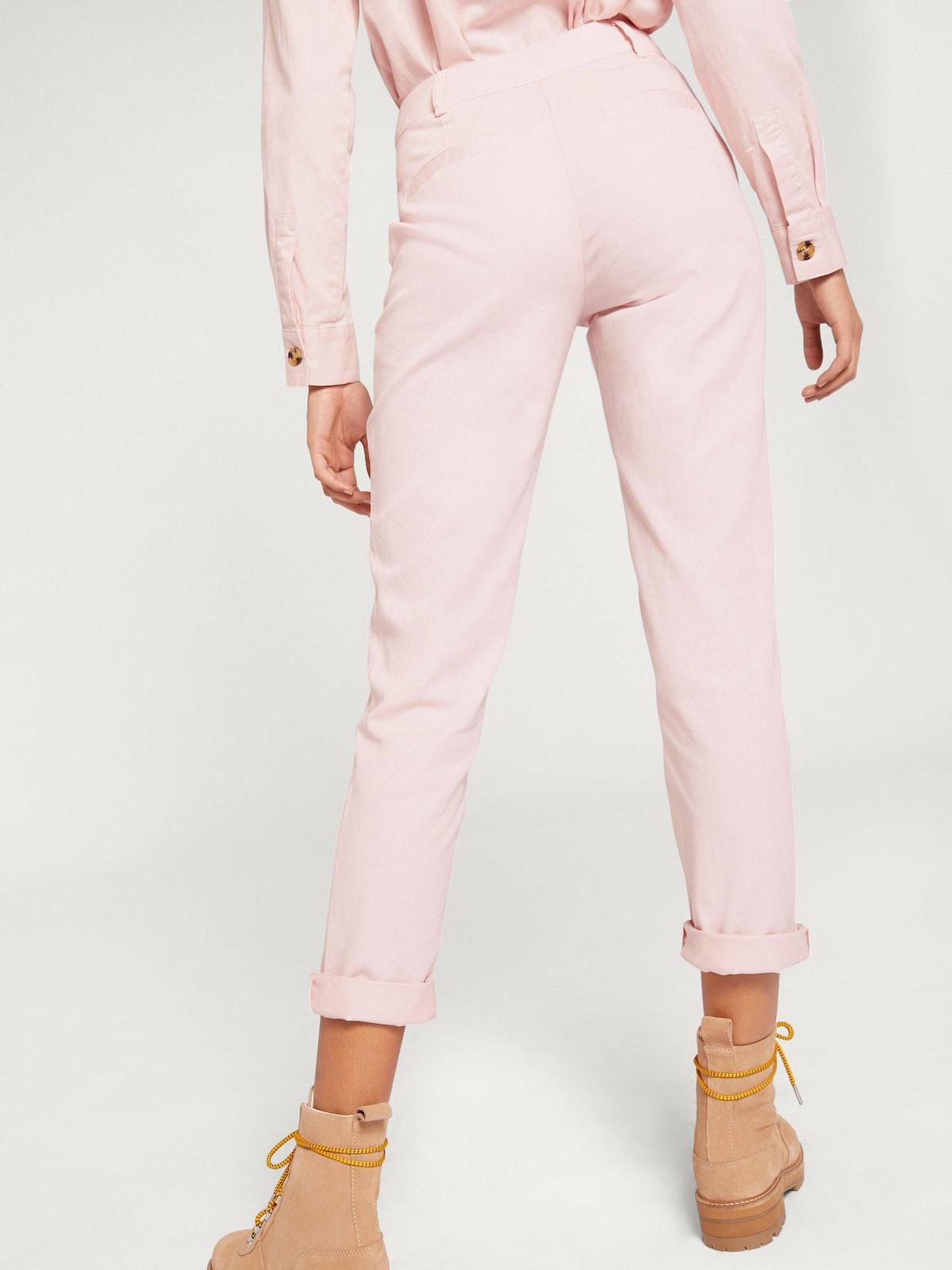 Beliebt Frauen Bekleidung EDITED Hose 'Elena' in pink / rosa Zum Verkauf