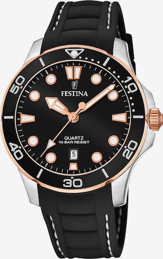 FESTINA Uhr in schwarz, Produktansicht