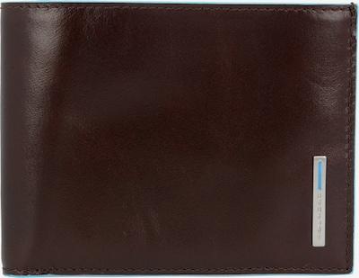Piquadro Portemonnee 'Blue Square' in de kleur Bruin, Productweergave