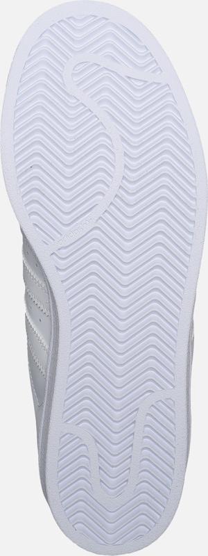 Adidas En 'superstar' Baskets Originals Basses Blanc SMVpzqU