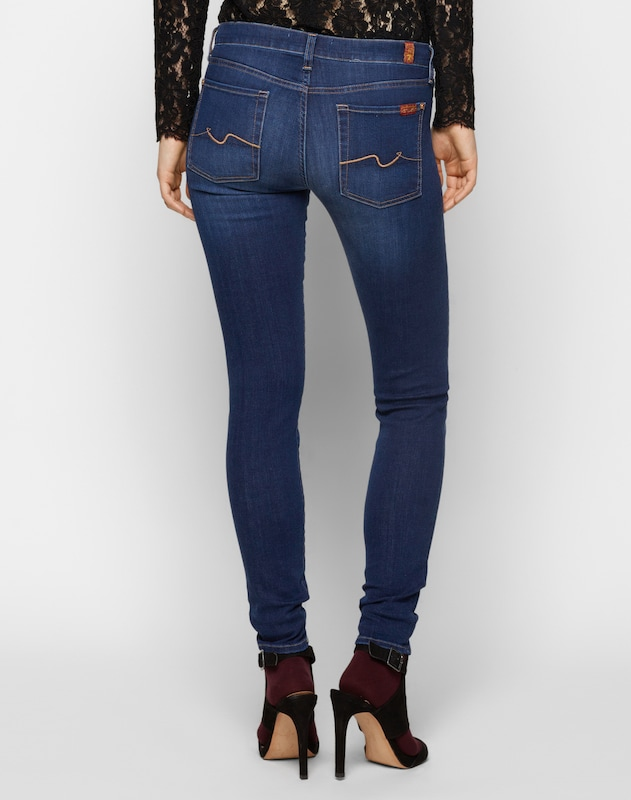 7 Jean Bleu For Denim All Mankind En CrodxBeQW