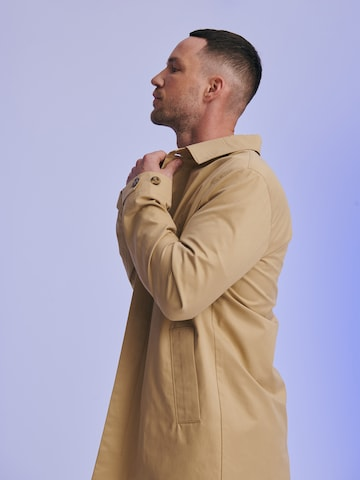 Beige Minimalistic Outfit