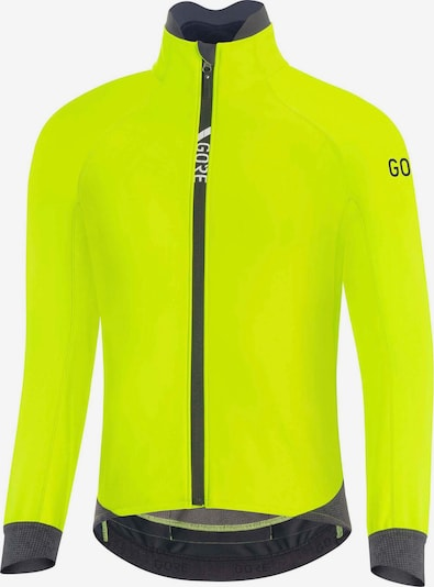 GORE WEAR Fahrradjacke 'C5 INFINIUM™ Thermo Jacke' in neongelb, Produktansicht