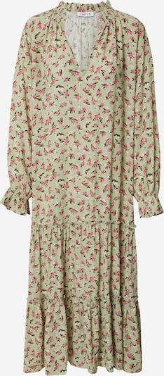 EDITED Sukienka koszulowa 'Ricarda' w kolorze jasnozielony / ciemnoróżowym, Podgląd produktu