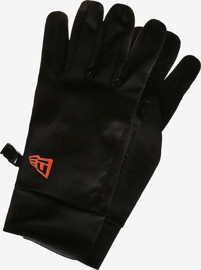 NEW ERA Handschuh 'Electronic Touch' in hellrot / schwarz, Produktansicht