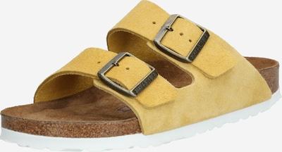 BIRKENSTOCK Pantolette 'Arizona' in gelb, Produktansicht
