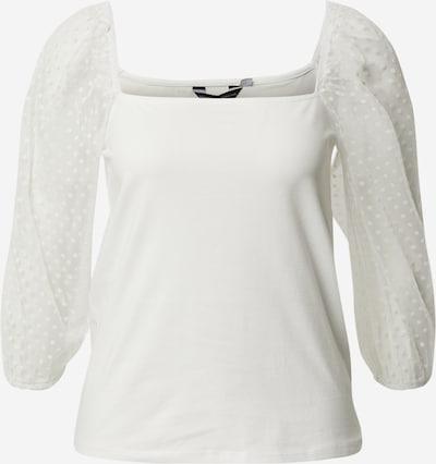 Dorothy Perkins Bluse in weiß, Produktansicht
