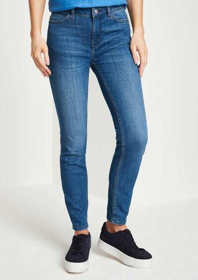 COMMA Jeans in blue denim, Modelansicht