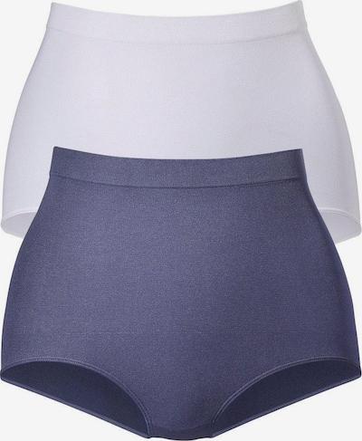 PETITE FLEUR Stahovací prádlo - marine modrá / bílá, Produkt