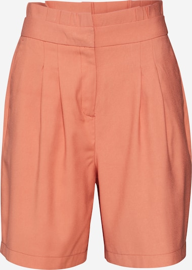 VERO MODA Pantalon 'KARLA ' en orange / rouge orangé, Vue avec produit