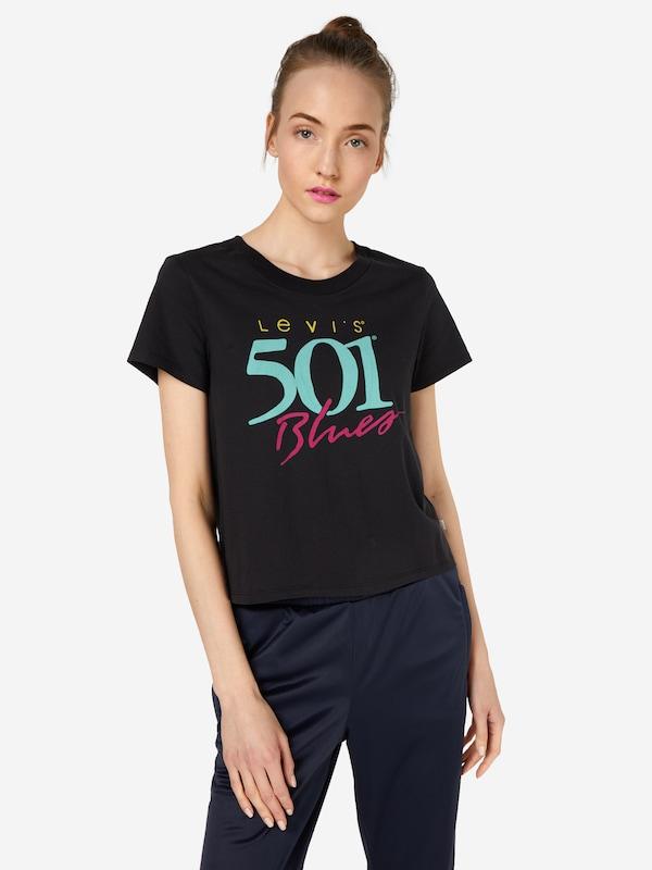 shirt En Surf' Noir Levi's T 'graphic NwPn0OXk8Z