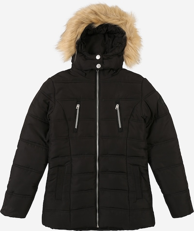 REVIEW FOR TEENS Jacke 'TG-19-J801' in braun / schwarz, Produktansicht