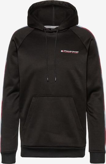 Tommy Sport Sport-Sweatshirt in schwarz, Produktansicht