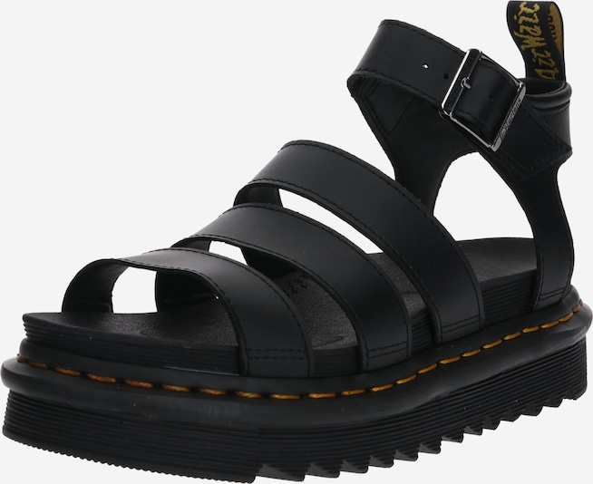 Dr. Martens Sandaal 'Blaire' must, Tootevaade