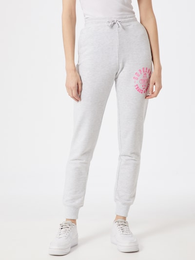 Superdry Sweatpants 'TRACK & FIELD JOGGER' in grau, Modelansicht