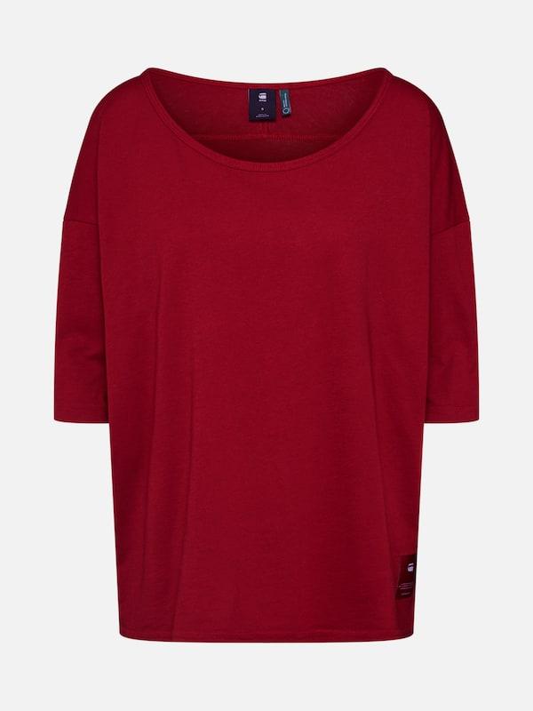 'lajla shirt Raw G T Wmn R star En 2 1 Rouge Slv' T BxBU6wq