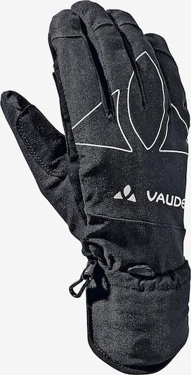 VAUDE La Varella Outdoorhandschuhe in schwarz, Produktansicht