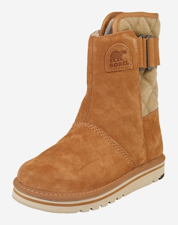 brūns SOREL Sniega apavi 'Newbie'