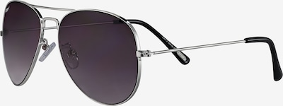 ZIPPO Sonnenbrille 'Pilot Grey Flash' in grau / schwarz, Produktansicht